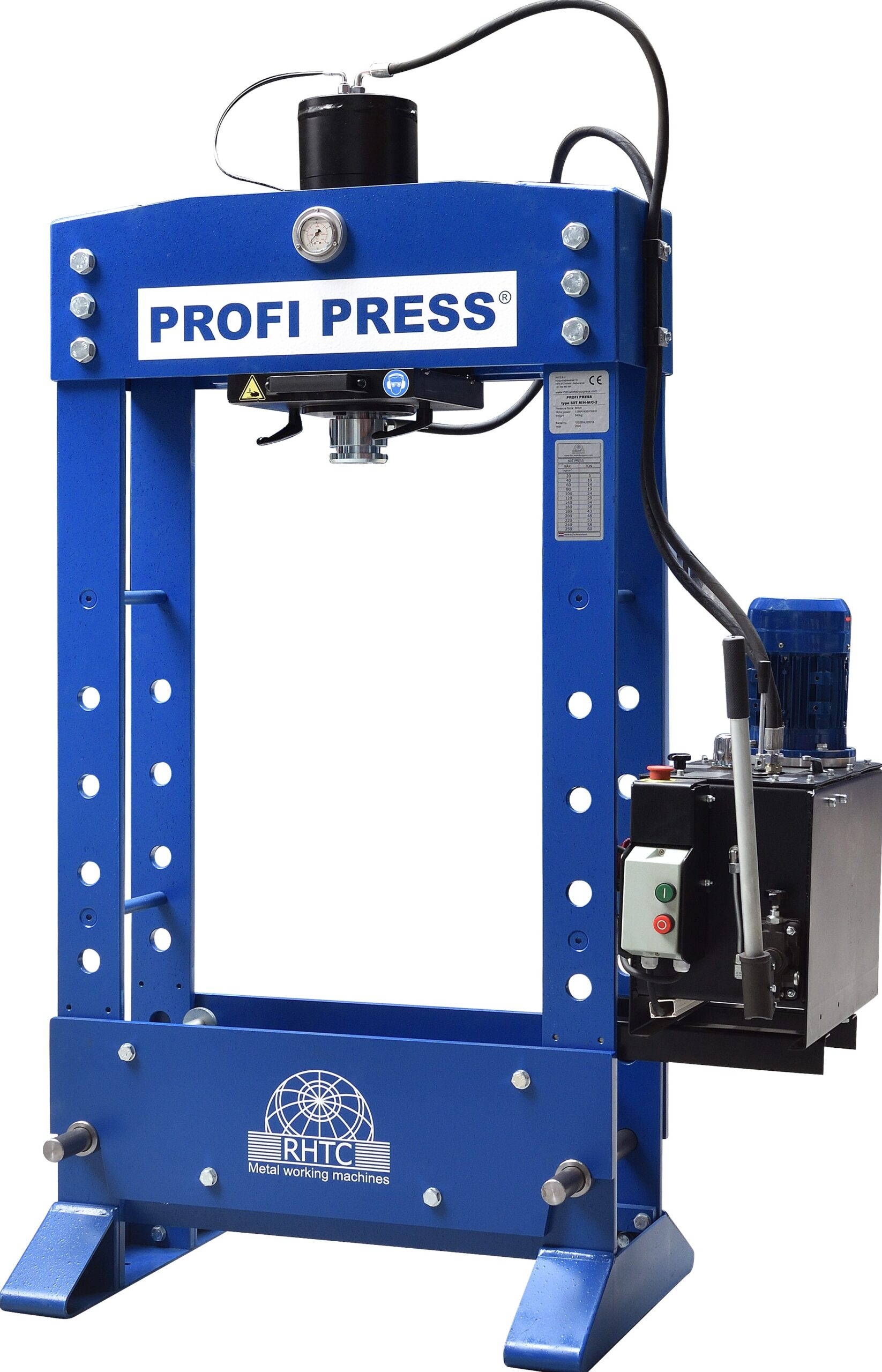 Profi Press Hydro/Elek 60 T